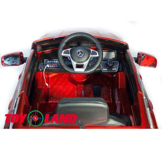 Джип Mercedes Benz GLE COUPE 63 Бордо краска