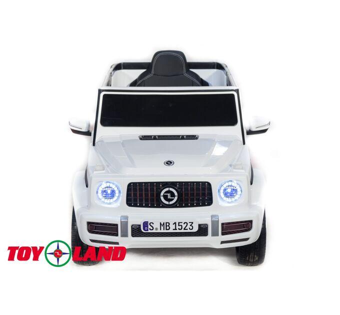 Джип Mercedes Benz G63 mini YEH1523 Белый