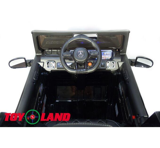 Джип Mercedes Benz G 63 Big BBH-0003 Черный краска