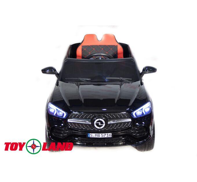 Джип Mercedes Benz GLE купе YCK5716 Черный краска