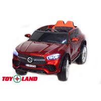 Джип Mercedes Benz GLE купе YCK5716 Красный краска