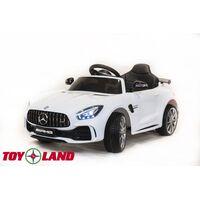 Автомобиль Mercedes Benz GTR mini Белый