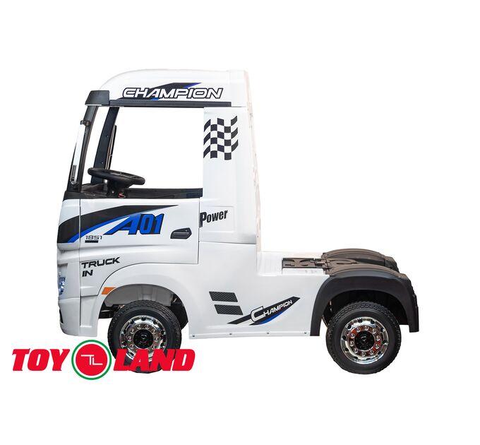 Грузовик Truck HL358 белый