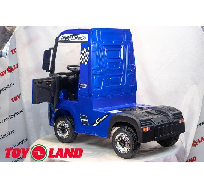 Грузовик Truck HL358 синий краска