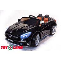 Автомобиль Mercedes Benz SL 65 Черный краска