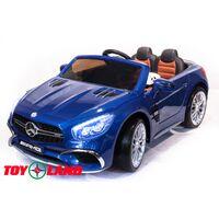 Автомобиль Mercedes Benz SL 65 Синий краска