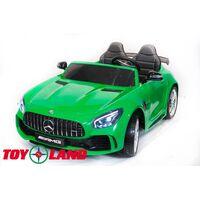 Автомобиль Mercedes Benz GTR 2.0 Зеленый краска