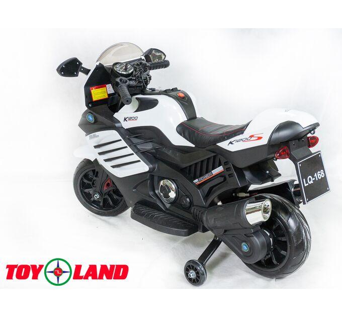 Мотоцикл Moto Sport LQ 168 Белый