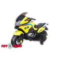 Мотоцикл Moto New ХМХ 609 ХМХ 609 желтый