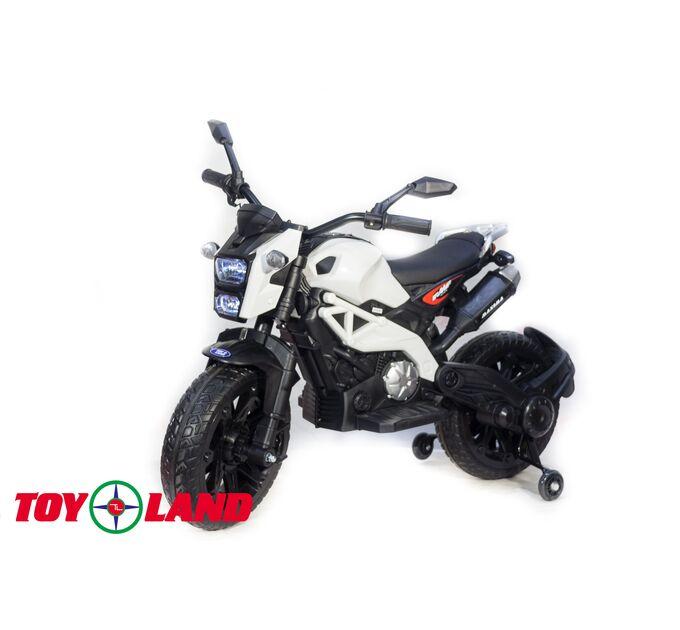 Мотоцикл Moto Sport YEG2763 Белый