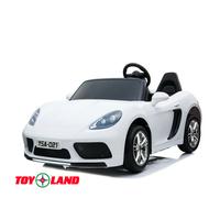Автомобиль Porsche Cayman YSA021-24V (180 W) Белый