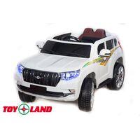 Джип Toyota Prado YHD5637 Белый