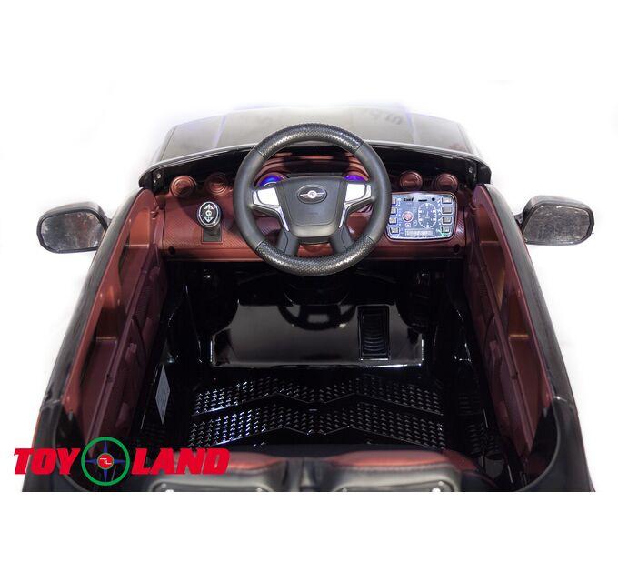 Джип Toyota Prado YHD5637 Черный краска