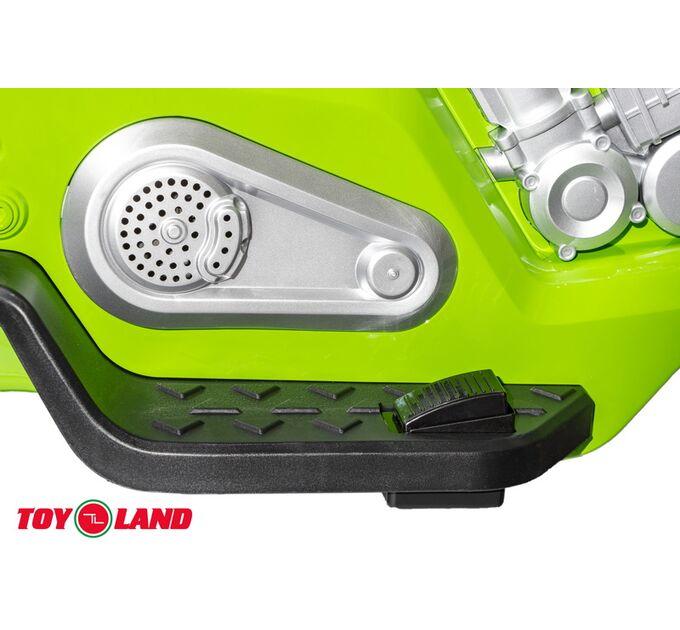 Квадроцикл ATV YAF 7075 Зеленый краска