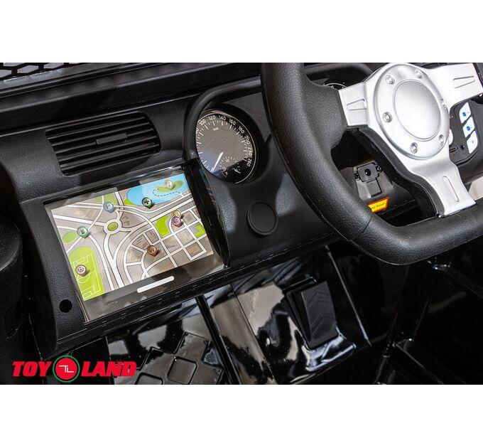 Джип Jeep 24V JC666 Черный краска