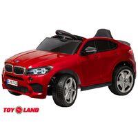Джип BMW X6 mini YEP7438 Красный краска