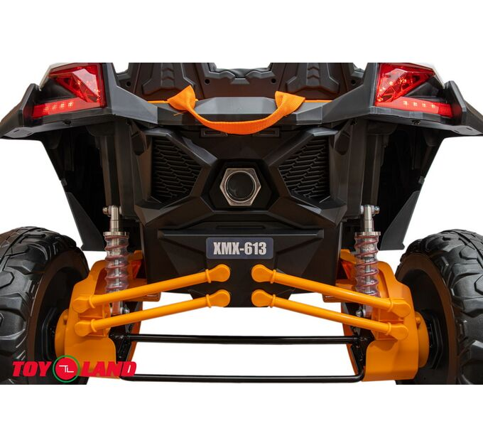 Багги 24V 4х4 ХМХ 613 Оранжево-белый