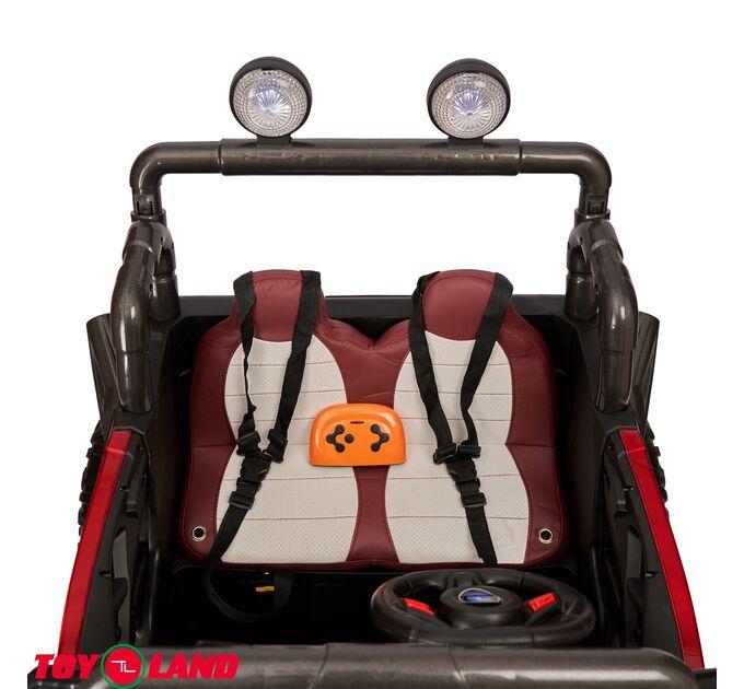 Багги YAP3096 Красный краска