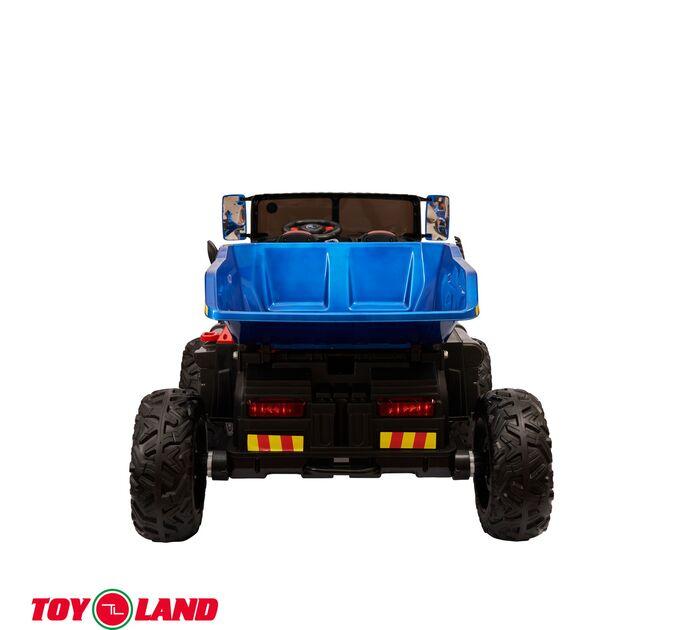 Грузовик YAP9984 Синий краска