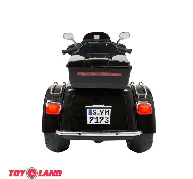 Трицикл Harley-Davidson Moto YBD7173 Черный краска