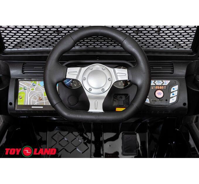 Джип Jeep 12V 4х4 JC666 Черный