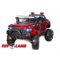 Джип Jeep Big QLS 618 Бордо краска