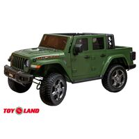 Джип Jeep Rubicon 6768R Хаки