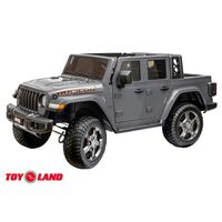 Джип Jeep Rubicon 6768R Серый