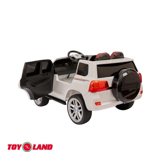 Джип Land Cruiser YBH4651 Белый