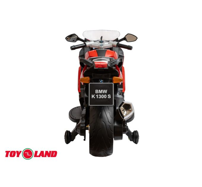 Мотоцикл BMW K 1300S Красный