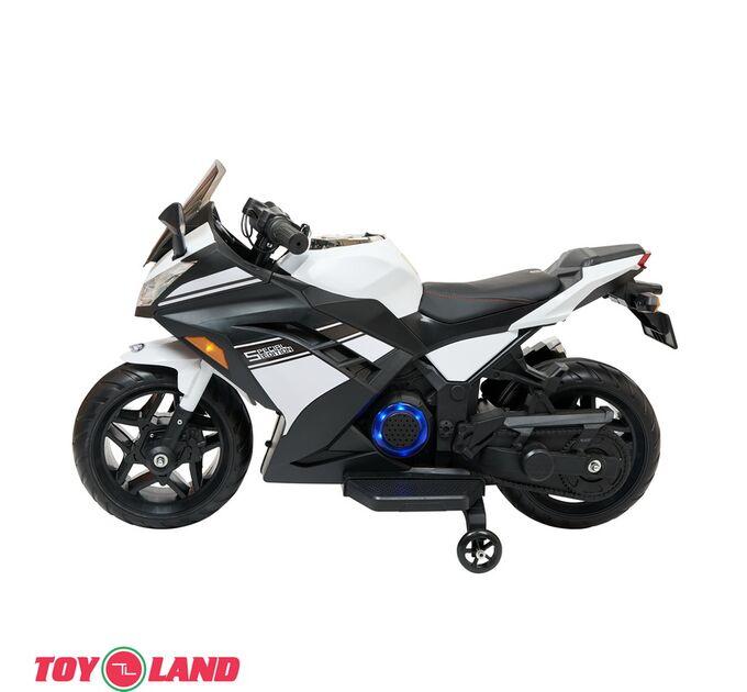 Мотоцикл Moto YEG1247 Белый