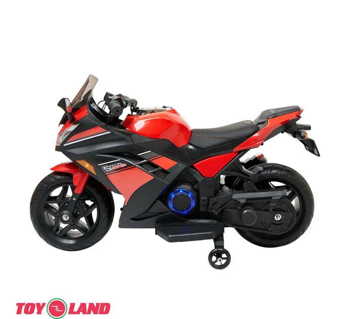 Мотоцикл Moto YEG1247 Красный