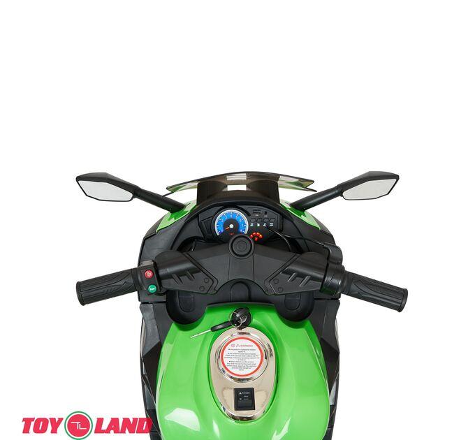 Мотоцикл Moto YEG1247 Зеленый