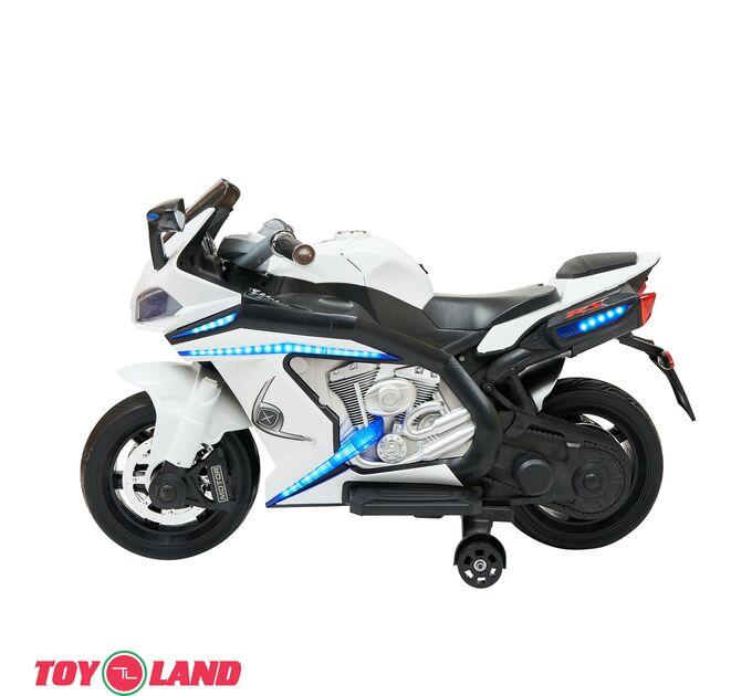Мотоцикл Moto YHF6049 Белый