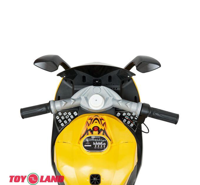 Мотоцикл Moto YHF6049 Желтый