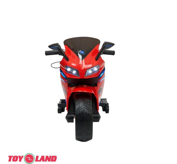 Мотоцикл Moto YHF6049 Красный