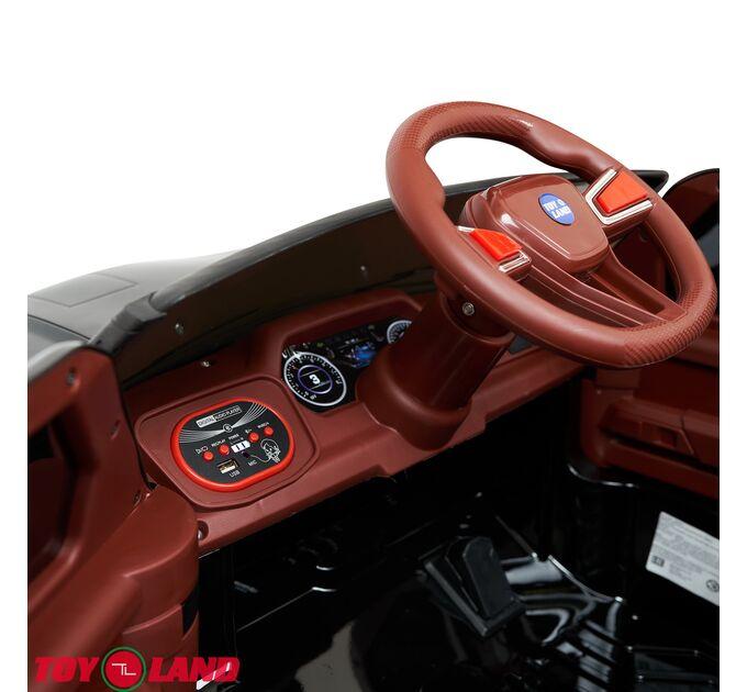 Джип Range Rover YBM8375 Черный краска