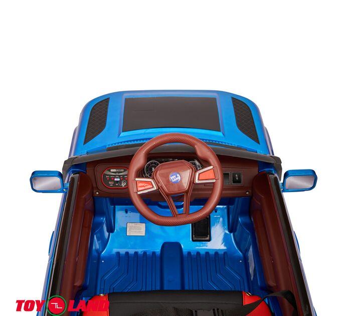 Джип Range Rover YBM8375 Синий краска