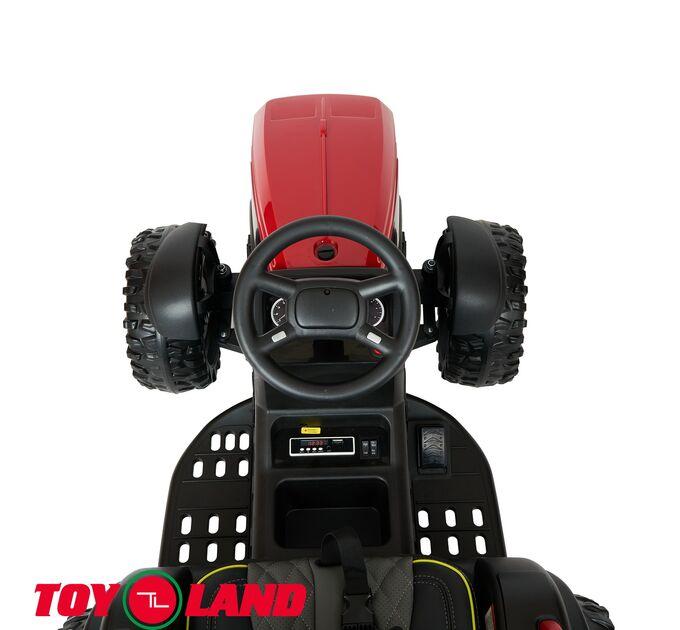 Трактор BDM0925 Красный