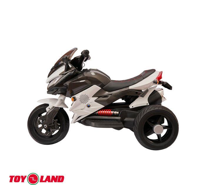 Трицикл Moto YAP2532 Белый