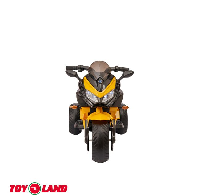 Трицикл Moto YAP2532 Желтый