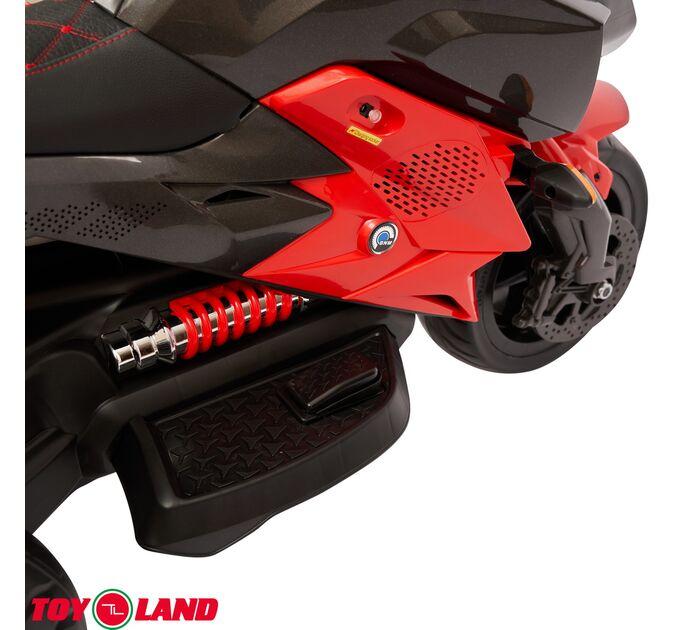 Трицикл Moto YAP2532 Красный