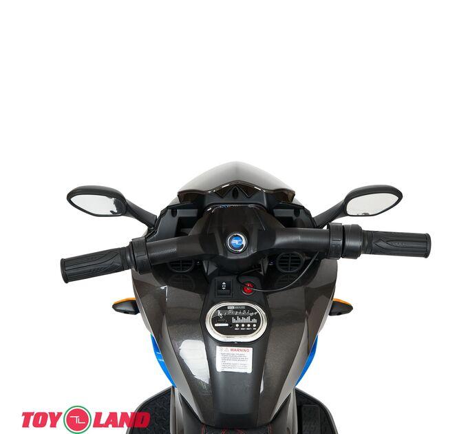 Трицикл Moto YAP2532 Синий