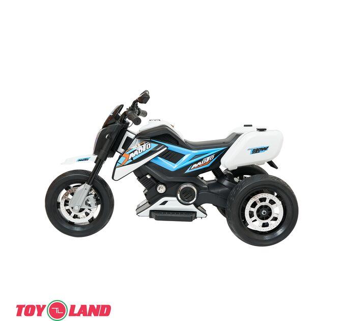 Трицикл Moto YHI7375 Синий