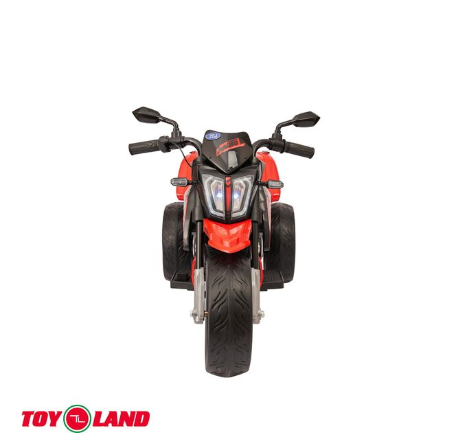 Трицикл Moto YHI7375 Красный