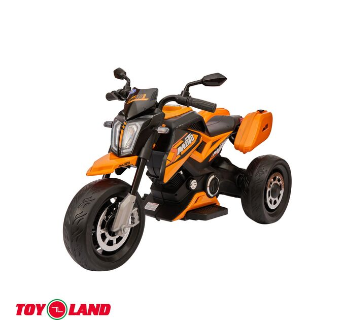 Трицикл Moto YHI7375 Оранжевый